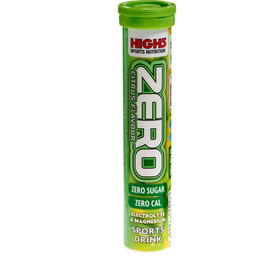 High5 Electrolyte Sports Drink Zero tabletter 20 stk., Lemon